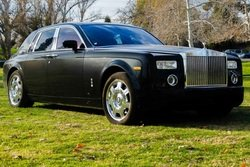 2007 Rolls-Royce Phantom Sedan Met-Black(~)Black  $105.5k For Sale
