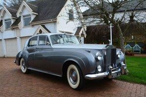 1958 Rolls-Royce Silver Cloud For Sale