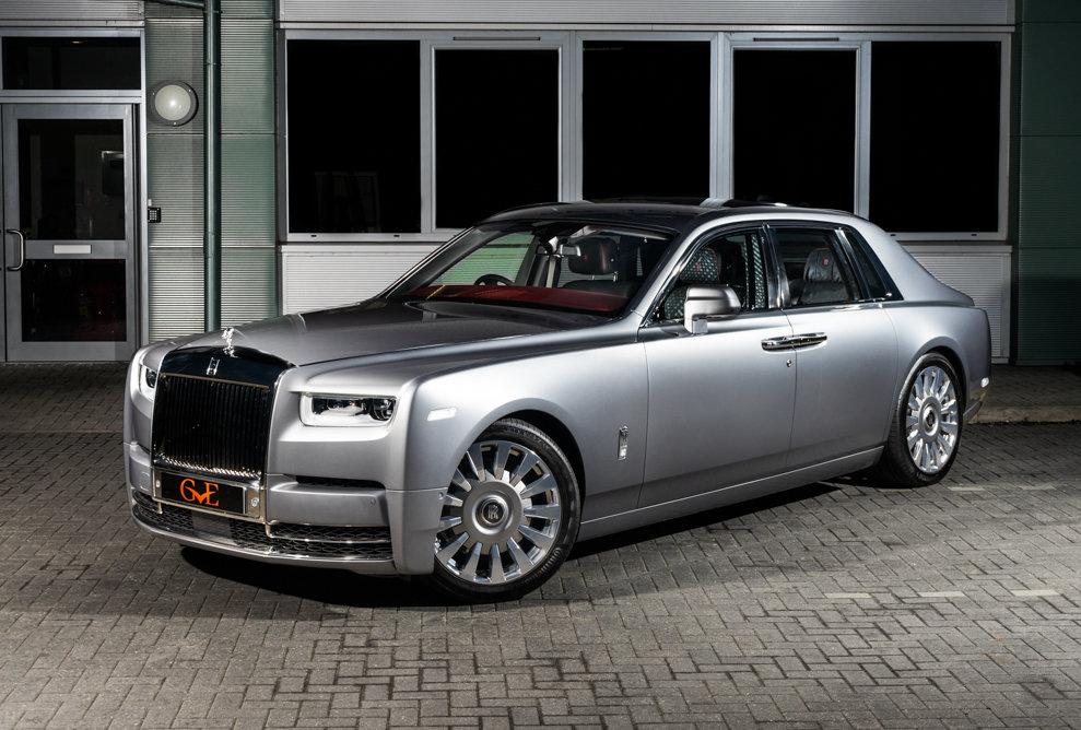 Rolls Royce Phantom VIII 2019/19 For Sale (picture 1 of 6)