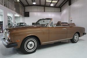 1973 Rolls-Royce Corniche Convertible For Sale