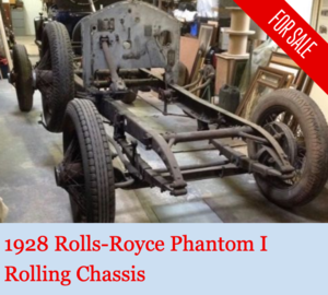Picture of 1928 Rolls-Royce Phantom I LWB Project SOLD
