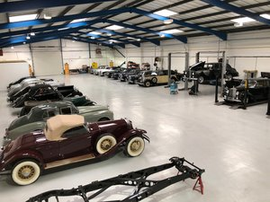 2020 Frank Dale & Stepsons Workshops-Servicing at £65 per hour