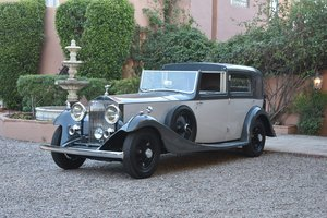 # 23202 1933 Rolls-Royce Phantom II For Sale