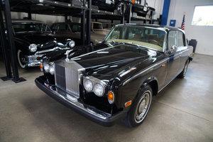 Orig CA 1976 Rolls Royce Silver Shadow with 18K orig miles SOLD