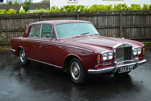 1968 Rolls-Royce Silver Shadow 1 For Sale by Auction