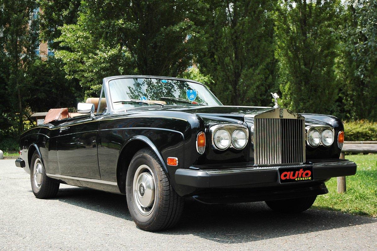 1976 Rolls Royce Corniche Cabriolet For Sale (picture 1 of 6)