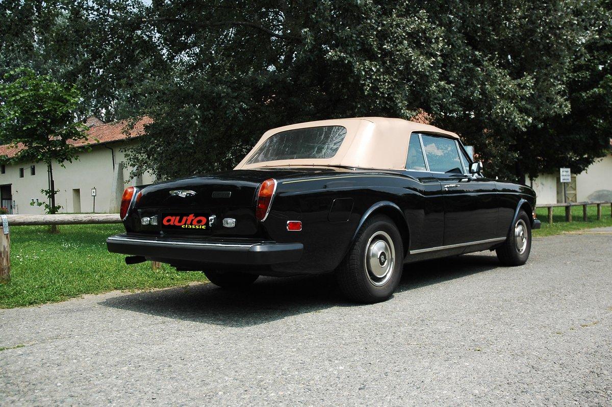 1976 Rolls Royce Corniche Cabriolet For Sale (picture 5 of 6)
