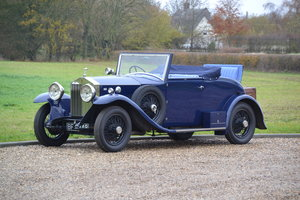 1929 Rolls-Royce 20hp Doctor's DHC For Sale
