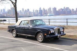 # 23219 1978 Rolls-Royce Corniche Convertible