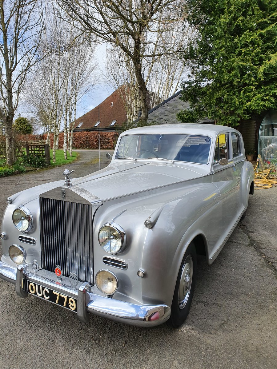 1954 Rolls Royce Silver Dawn James Young Coach built  For Sale (picture 2 of 6)