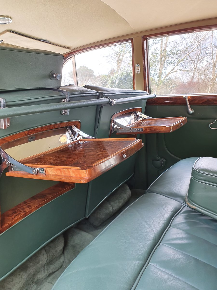 1954 Rolls Royce Silver Dawn James Young Coach built  For Sale (picture 4 of 6)