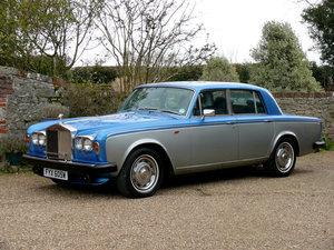 1980 Rolls Royce Silver Shadow II  For Sale