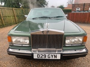 1987 Rolls Royce Silver Spirit 1986 For Sale