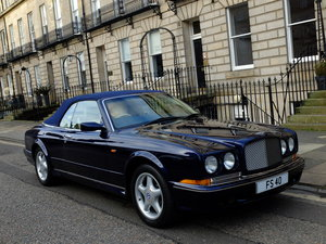 2001 BENTLEY AZURE - JUST 29K MILES - IMPECCABLE - 51 Reg