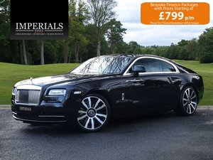 2016 ROLLS ROYCE  WRAITH  V12 COUPE AUTO  147,948 For Sale