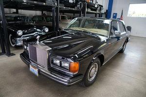 Orig CA 1982 Rolls Royce Silver Spirit with 26K orig miles SOLD