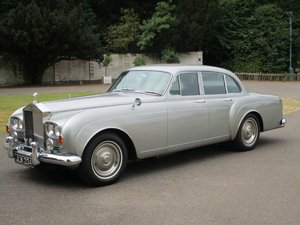 1964 Rolls-Royce Silver Cloud III Sports Saloon by MPW For Sale
