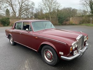 1974 Rolls Royce Shadow SOLD by Auction