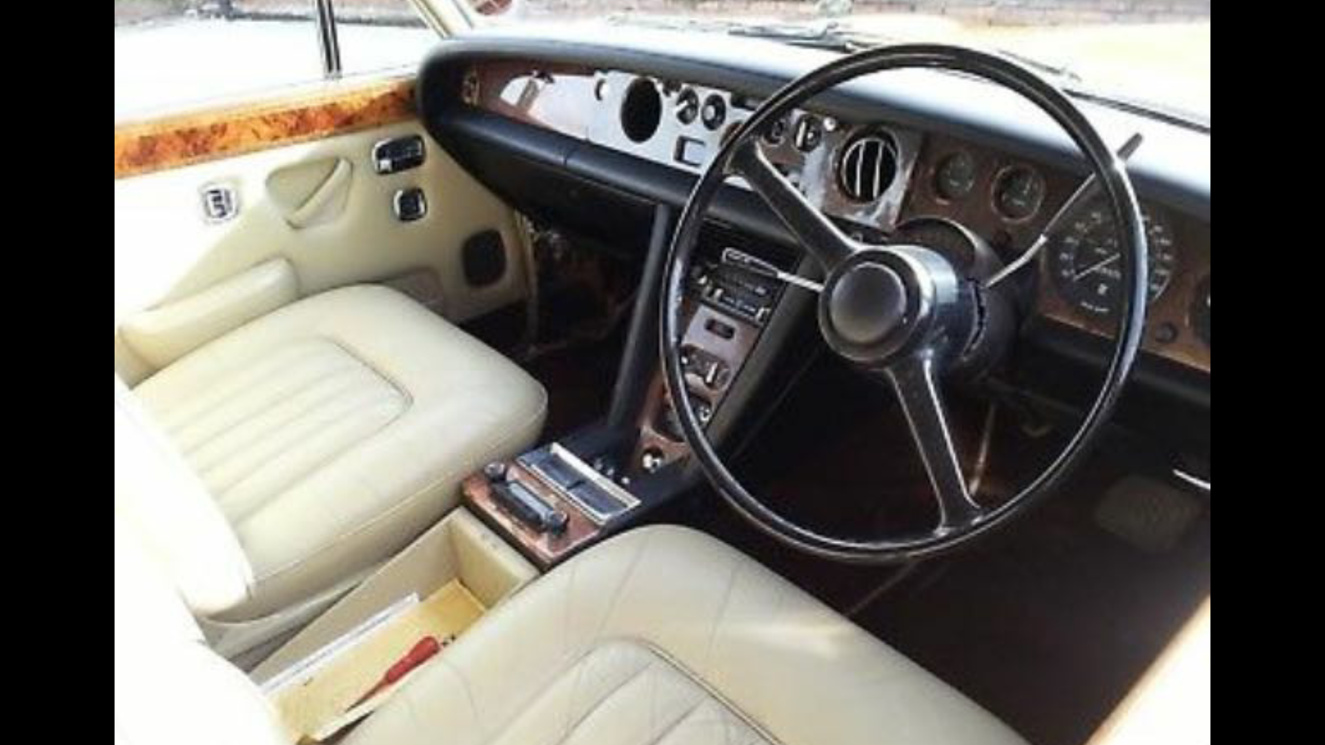 1977 Rolls Royce Silver Shadow Mk1  For Sale (picture 5 of 6)