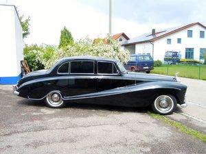 1958 Rolls Royce Hooper Silver Cloud 1, SIAM LWB