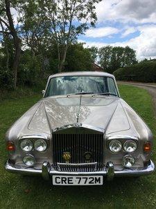 1974 Rolls Royce Shadow 1