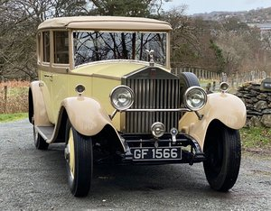 1930 20/25 Park Ward / Salmons Cabriolet GDP17 For Sale