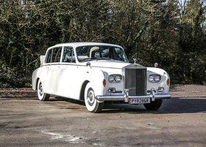 1976 Rolls-Royce Phantom VI By Mulliner Park Ward SOLD by Auction