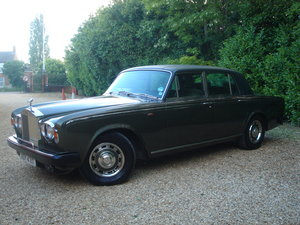 Picture of 1980 Rolls Royce Silver Shadow II SOLD