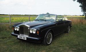 Picture of 1992 Rolls-Royce Corniche IV  SOLD