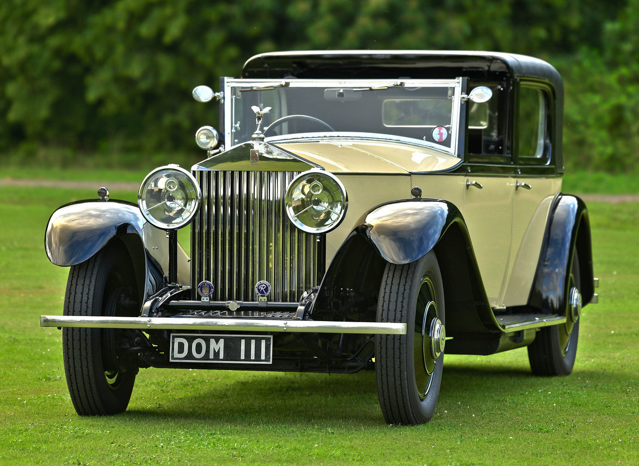 1931 Rolls Royce Phantom 2 Hooper Sedanca De Ville For Sale (picture 1 of 6)