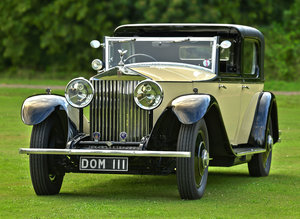 1931 Rolls Royce Phantom 2 Hooper Sedanca De Ville For Sale
