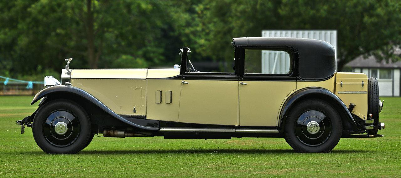 1931 Rolls Royce Phantom 2 Hooper Sedanca De Ville For Sale (picture 2 of 6)