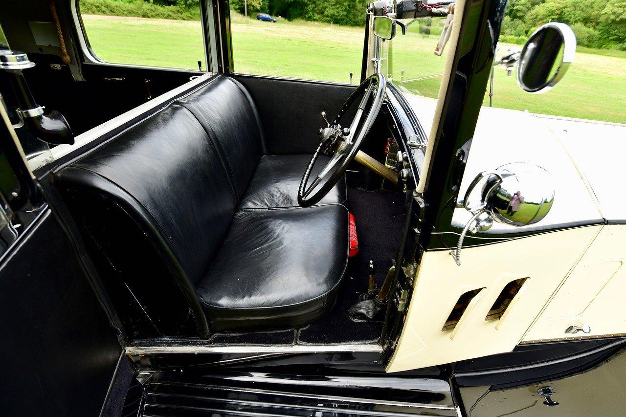 1931 Rolls Royce Phantom 2 Hooper Sedanca De Ville For Sale (picture 4 of 6)