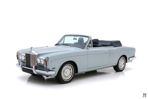 1969 ROLLS-ROYCE SILVER SHADOW MPW DROPHEAD COUPE For Sale
