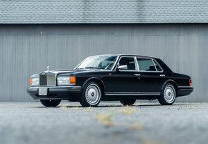 1996 Rolls Royce Silver Dawn