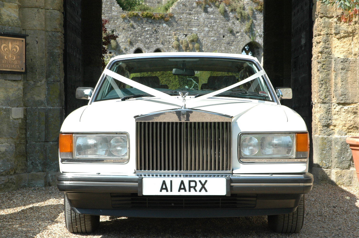 1988 Rolls-Royce Silver Spur in White For Sale (picture 5 of 6)