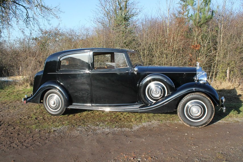 1939 Rolls Royce Wraith by Thrupp & Maberly For Sale (picture 1 of 6)