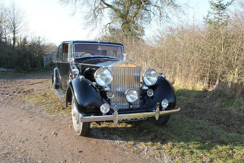 1939 Rolls Royce Wraith by Thrupp & Maberly For Sale (picture 2 of 6)