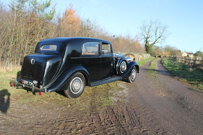 1939 Rolls Royce Wraith by Thrupp & Maberly For Sale (picture 3 of 6)