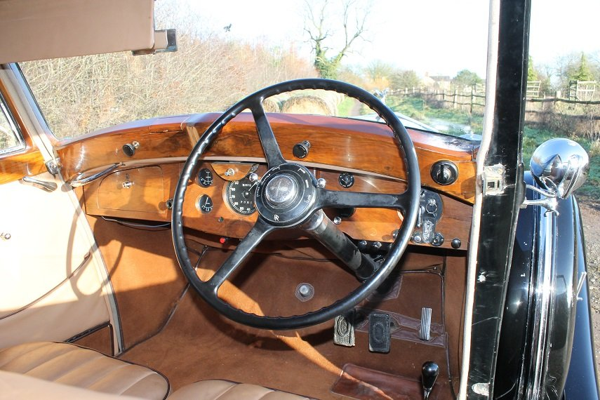 1939 Rolls Royce Wraith by Thrupp & Maberly For Sale (picture 4 of 6)