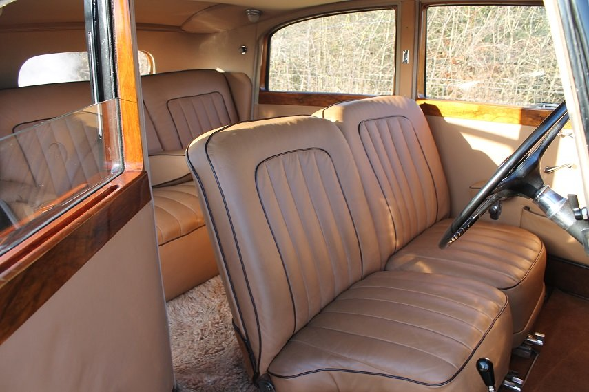 1939 Rolls Royce Wraith by Thrupp & Maberly For Sale (picture 5 of 6)
