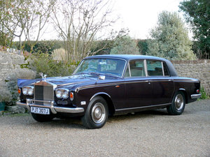 1971 Rolls-Royce Silver Shadow LWB With Division For Sale