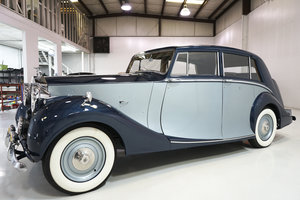 1948 Rolls-Royce Silver Wraith Touring Limousine