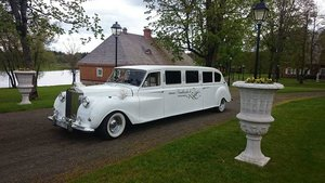 1958 The only one Limousine