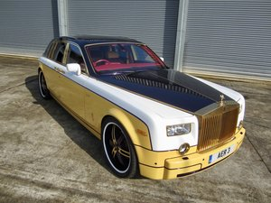 2005 Rolls Royce Phantom by Pablo Rabiella For Sale