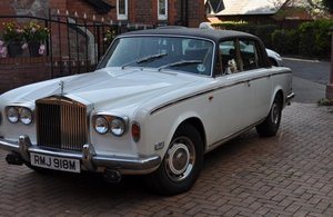 1974 Rolls-Royce Shadow Very low miles