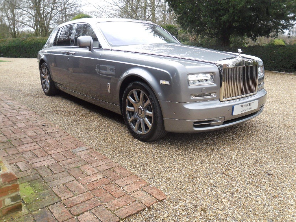 2016 ROLLS-ROYCE PHANTOM SERIES 2 For Sale (picture 1 of 6)
