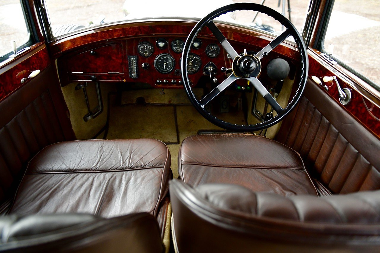 1931 Rolls Royce 20/25 H.J. Mulliner 4 Light Saloon For Sale (picture 4 of 6)