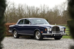 1971 Rolls-Royce Corniche - Ex Last Shah of Iran's family For Sale