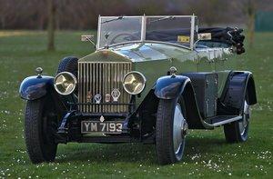 1927 Rolls Royce Phantom 1 Tourer